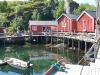 Das Fischerdorf ist eine der Haupttouristenattraktionen der Lofoten
