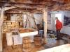 In der alten Trankocherei kann man sich ansehen, wie früher gearbeitet wurde