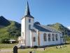 ...und der Kirche in Valberg...