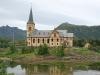 Die Kirche in Kabelvåg