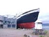 """Das Hurtigruten-Museum und die ausrangierte """"MS Finnmarken"""""""