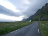 Unterwegs auf einsamen Straßen