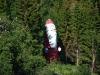 Auch der Weihnachtsmann wäre am liebsten mitgefahren