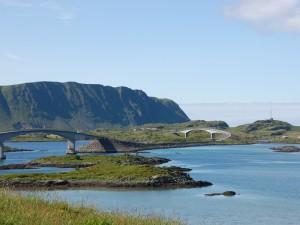 Brücken zwischen den Inseln