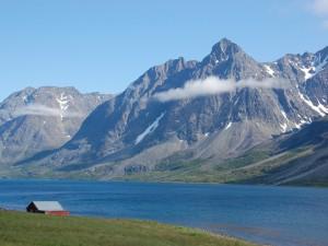 Der Kjosenfjord
