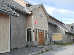 Die Touristeninformation von Skjervøy
