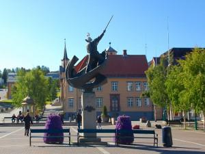 Das Denkmal der Walfänger